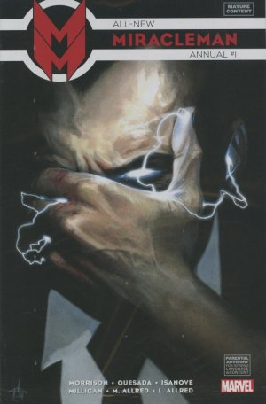 Miracleman édition Issues V2 - Annuals (2015)