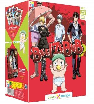 Beelzebub édition Coffret Collector [Cross Edition DVD + Manga]