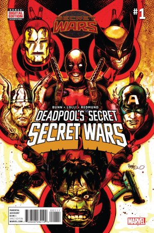Deadpool - Les guerres très très secrètes édition Issues V1 (2015)