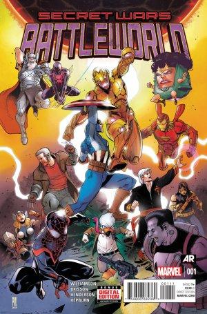Secret Wars - Battleworld édition Issues (2015)