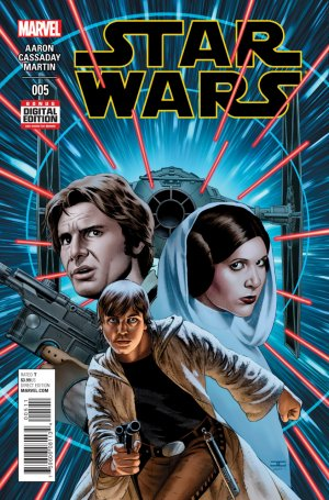 Star Wars # 5 Issues V4 (2015 - 2019)
