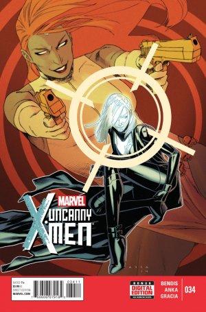 Uncanny X-Men # 34 Issues V3 (2013 - 2015)