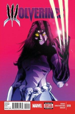 La mort de Wolverine - Wolverines # 19 Issues V1 (2015)