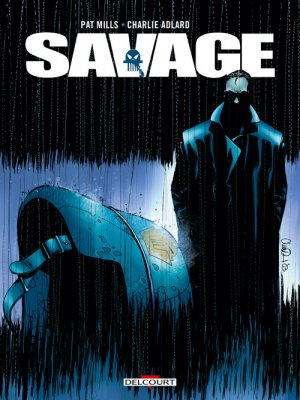 Savage édition TPB hardcover (cartonnée)