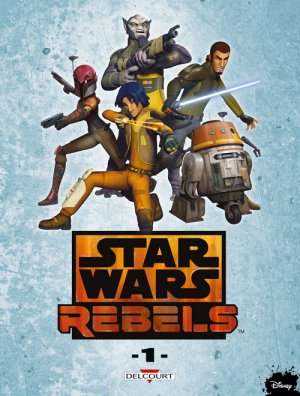 Star Wars - Rebels # 1