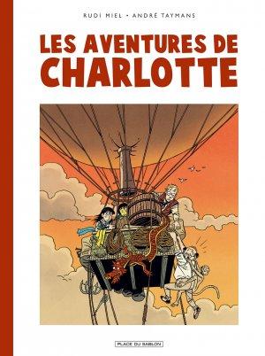 Les aventures de Charlotte édition Intégrale