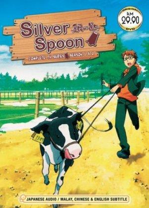 Silver Spoon # 2