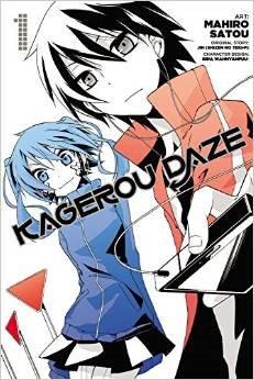 Kagerô Days édition Simple