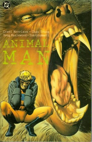 Animal Man édition TPB softcover (souple) - Issues V1