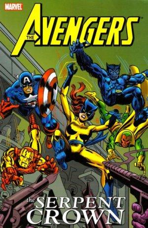Avengers - La couronne du serpent édition TPB softcover (souple)