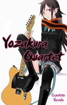 Yozakura Quartet édition Américaine