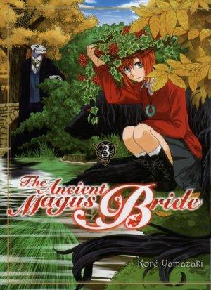 couverture, jaquette The Ancient Magus Bride 3  (Komikku Editions)
