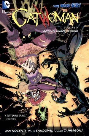 Catwoman # 4 TPB softcover (souple) - Issues V4