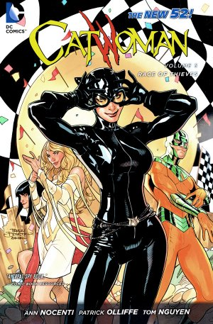 Catwoman # 5 TPB softcover (souple) - Issues V4