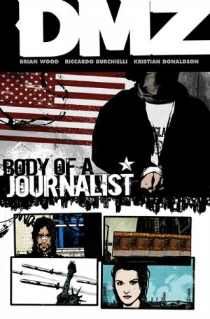DMZ 2 - Body of a Journalist