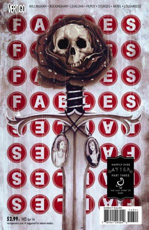 Fables # 143 Issues (2002 - 2015)
