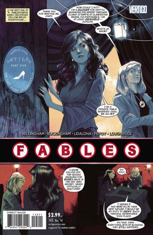 Fables # 145 Issues (2002 - 2015)