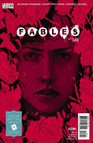 Fables # 148 Issues (2002 - 2015)