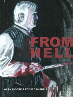 From Hell édition TPB softcover (souple)