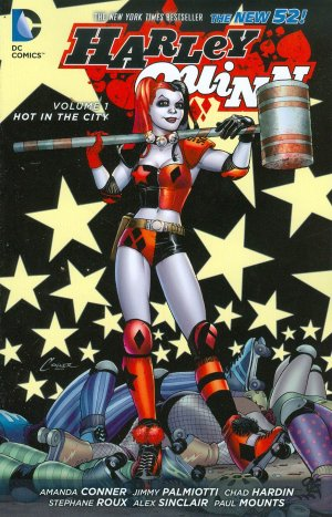 Harley Quinn # 1 TPB softcover (souple) - Issues V2