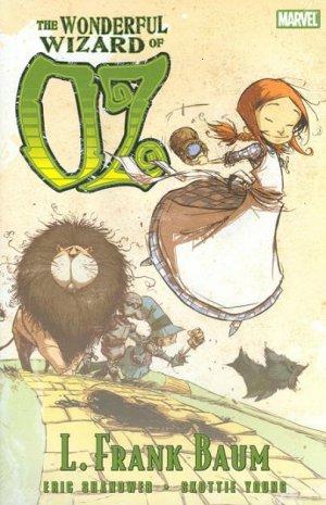 Le Magicien d'Oz édition TPB hardcover (cartonnée)