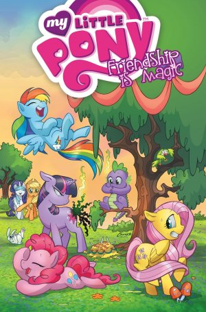 My Little Pony édition TPB softcover (souple)