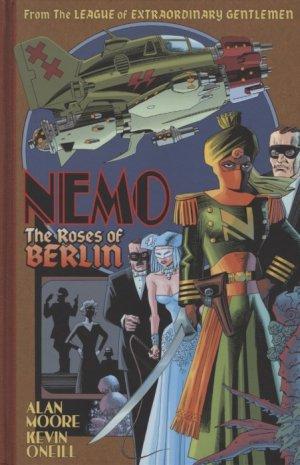 Nemo - The roses of Berlin édition TPB hardcover (cartonnée)