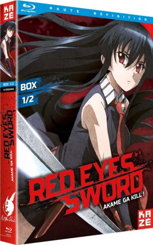 Red eyes sword édition Blu-ray