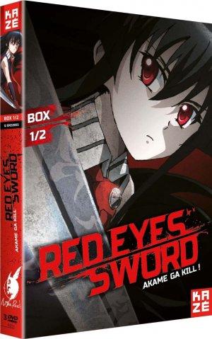 Red eyes sword