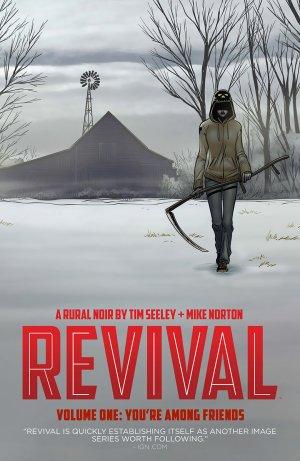 Revival édition TPB softcover (souple)