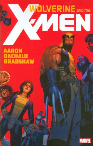 Wolverine And The X-Men # 1 TPB softcover (souple) - Issues V1