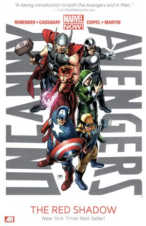 Uncanny Avengers édition TPB Softcover - Issues V1