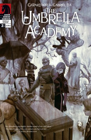 Umbrella Academy # 2 Apocalypse Suite - Issues (2007- 2008)