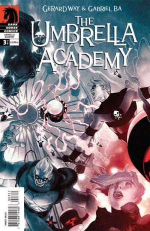 Umbrella Academy # 3 Apocalypse Suite - Issues (2007- 2008)
