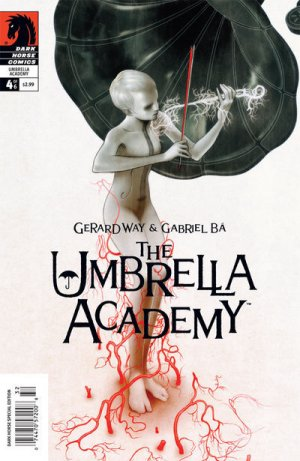 Umbrella Academy # 4 Apocalypse Suite - Issues (2007- 2008)