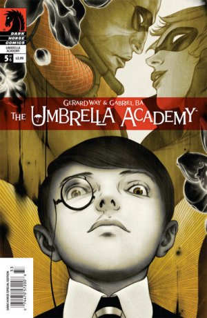 Umbrella Academy # 5 Apocalypse Suite - Issues (2007- 2008)