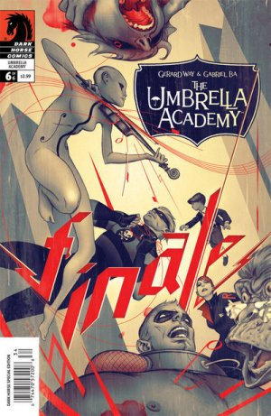 Umbrella Academy # 6 Apocalypse Suite - Issues (2007- 2008)