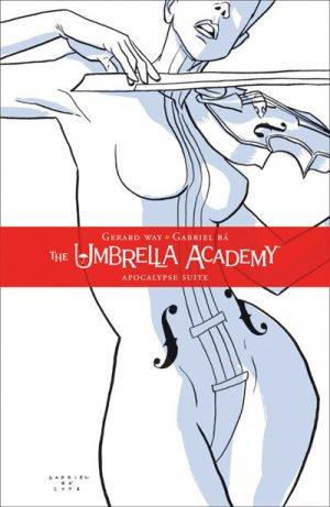 Umbrella Academy édition TPB softcover (souple) - V1