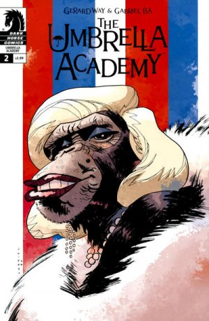 Umbrella Academy # 2 Dallas - Issues (2008 - 2009)