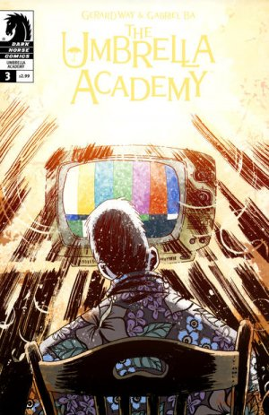 Umbrella Academy # 3 Dallas - Issues (2008 - 2009)