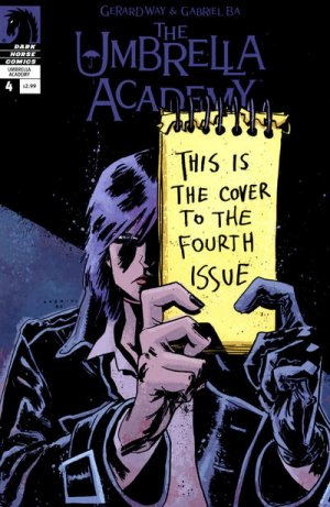 Umbrella Academy # 4 Dallas - Issues (2008 - 2009)