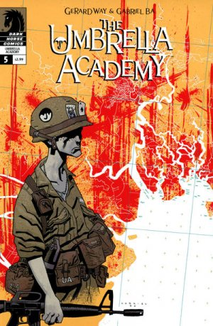 Umbrella Academy # 5 Dallas - Issues (2008 - 2009)