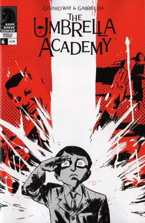 Umbrella Academy # 6 Dallas - Issues (2008 - 2009)