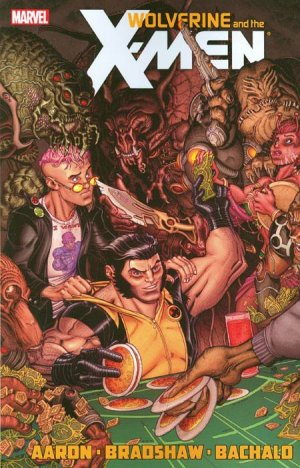 Wolverine And The X-Men # 2 TPB softcover (souple) - Issues V1