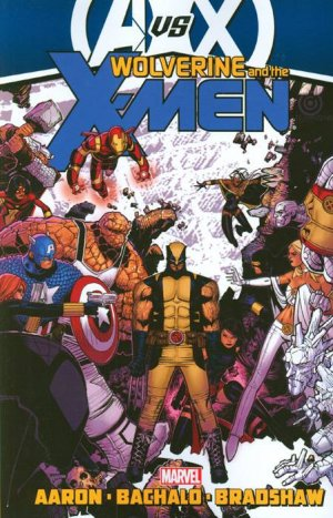 Wolverine And The X-Men # 3 TPB softcover (souple) - Issues V1