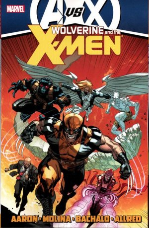 Wolverine And The X-Men # 4 TPB softcover (souple) - Issues V1