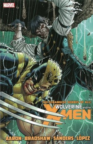Wolverine And The X-Men # 5 TPB softcover (souple) - Issues V1