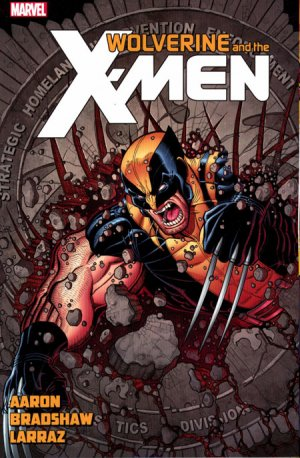 Wolverine And The X-Men # 8 TPB softcover (souple) - Issues V1