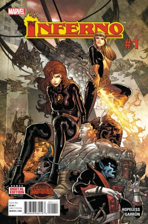 Inferno # 1 Issues V1 (2015)