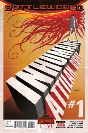Inhumans - Attilan rising édition Issues V1 (2015)